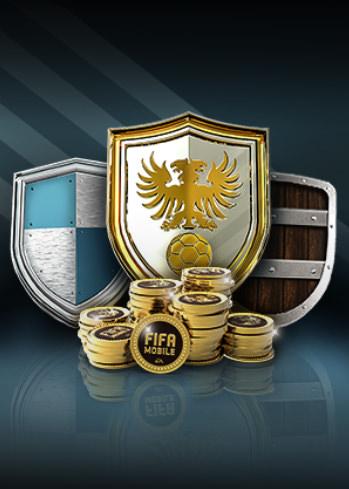 League Coin Pack