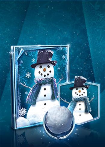 Snowman Pack
