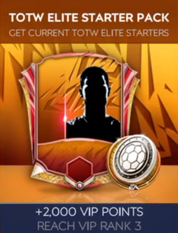 TOTW Elite Starter Pack