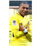 Kylian Mbappé - FIFA 18 (85 RW) TOTW - FIFPlay