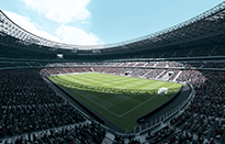 Donbass Arena Stadium
