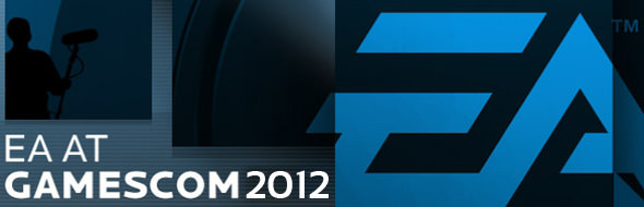 EA at Gamescom 2012