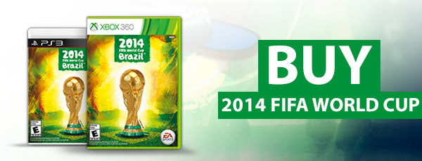2014 FIFA World Cup Brazil – Buy