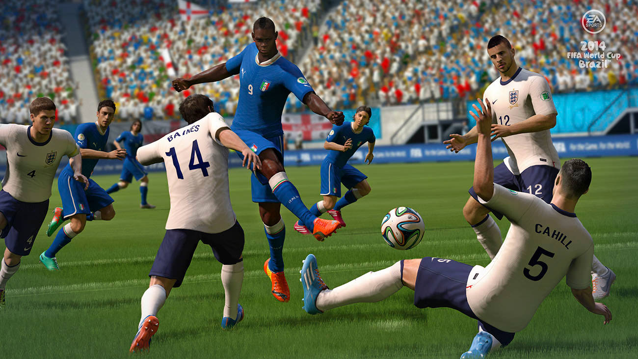2014 fifa world cup brazil screenshots fifplay