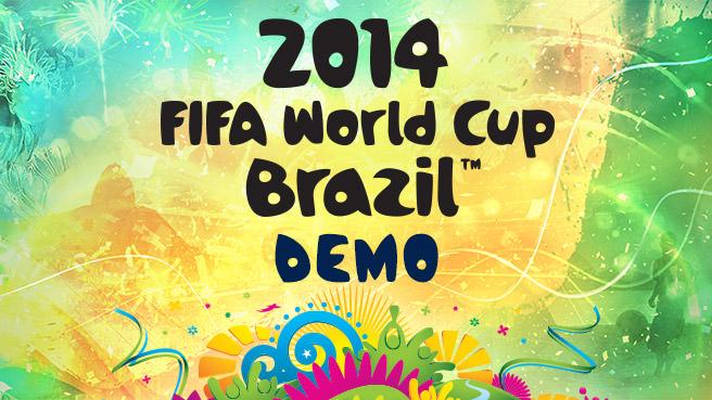 2014 FIFA World Cup Brazil – Demo
