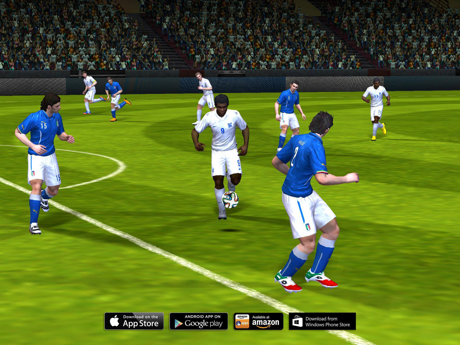 2014 FIFA World Cup Brazil Mobile