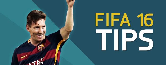 FIFA 16 Tips