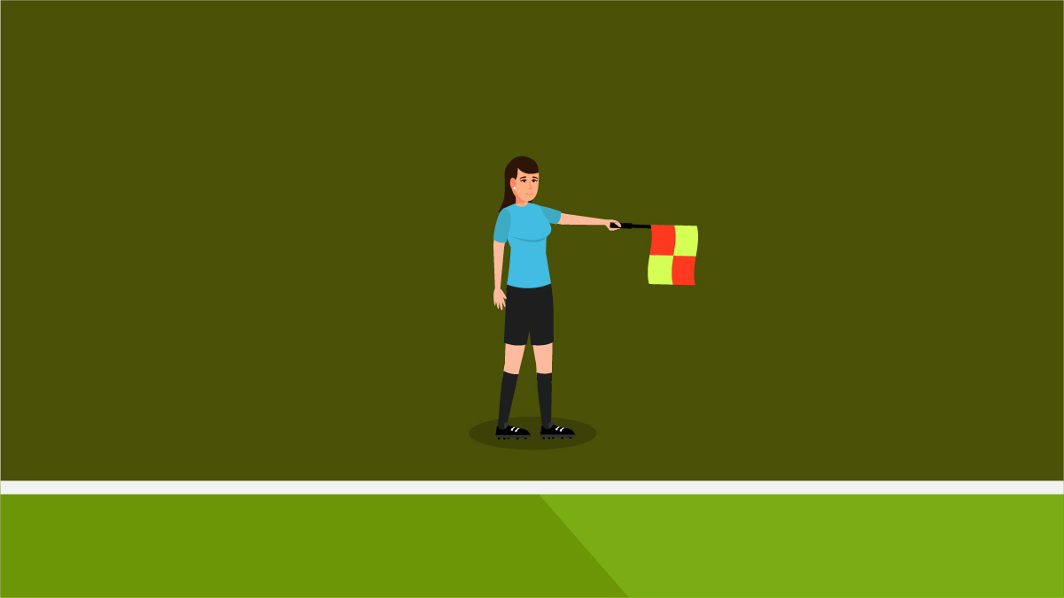 Offside - Middle (Signal)