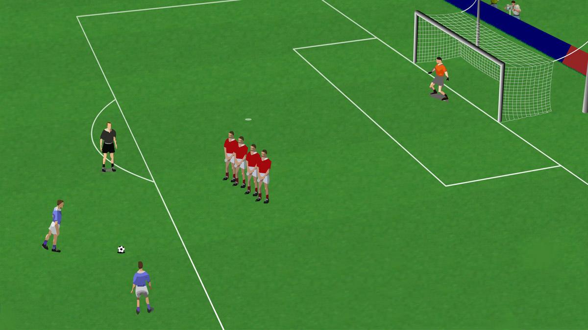 Baggio's Magical Kicks – FIFPlay