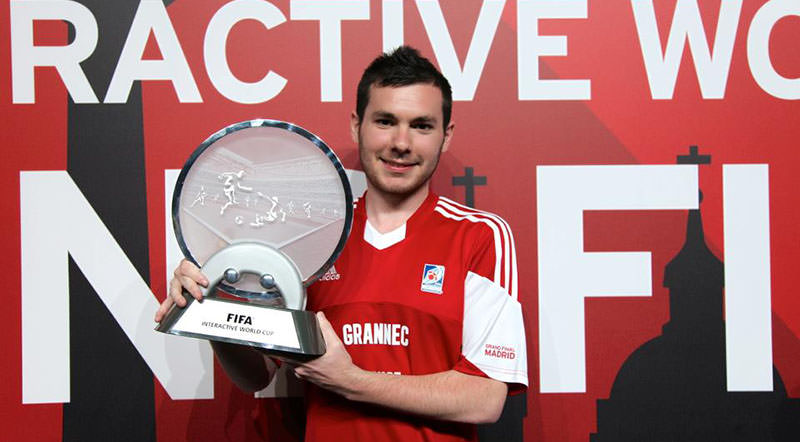 Bruce Grannec - FIFA Interactive World Cup 2013 Winner