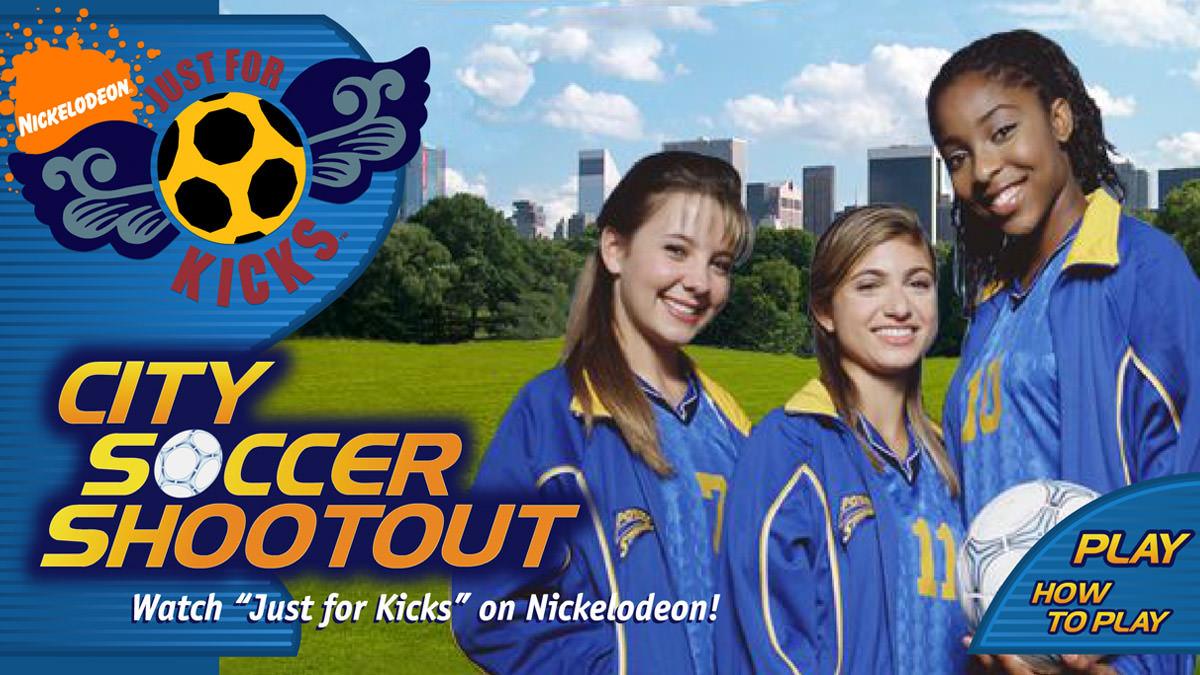 free kick shootout