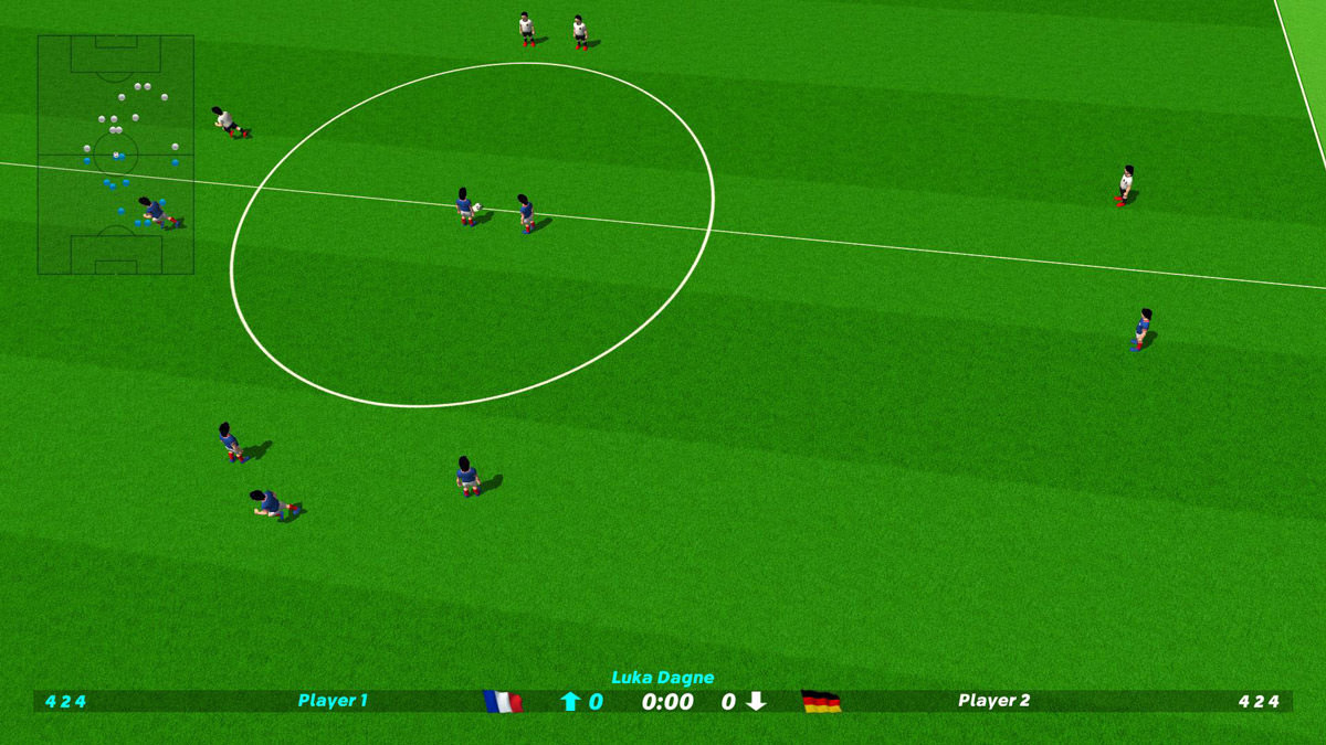 Dino Dini's Kick Off Revival – Screenshots