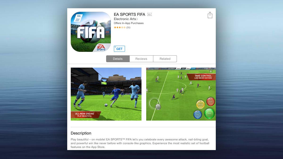 fifa 18 download free ipad