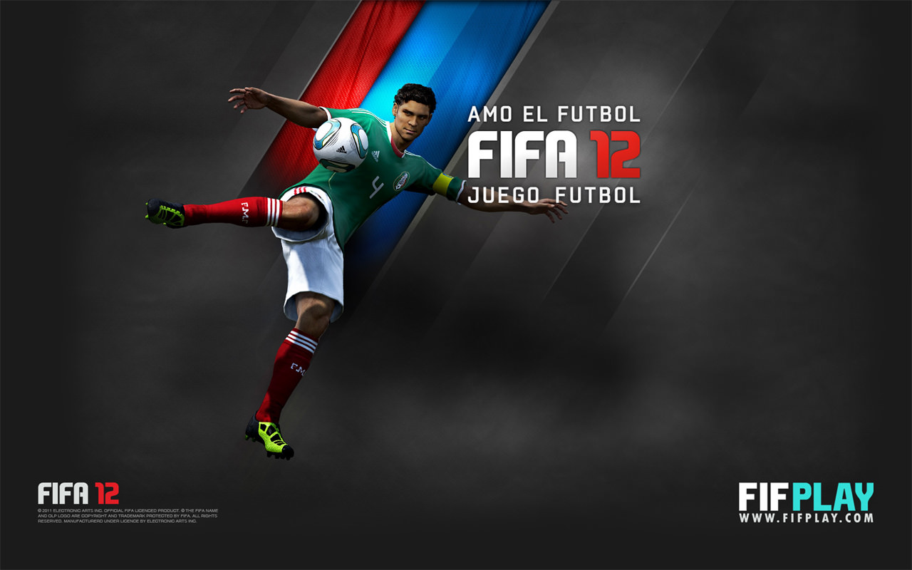 FIFA 12 Wallpaper (Mexico)