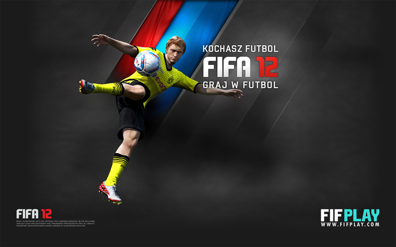 FIFA 12 Wallpaper (Poland)