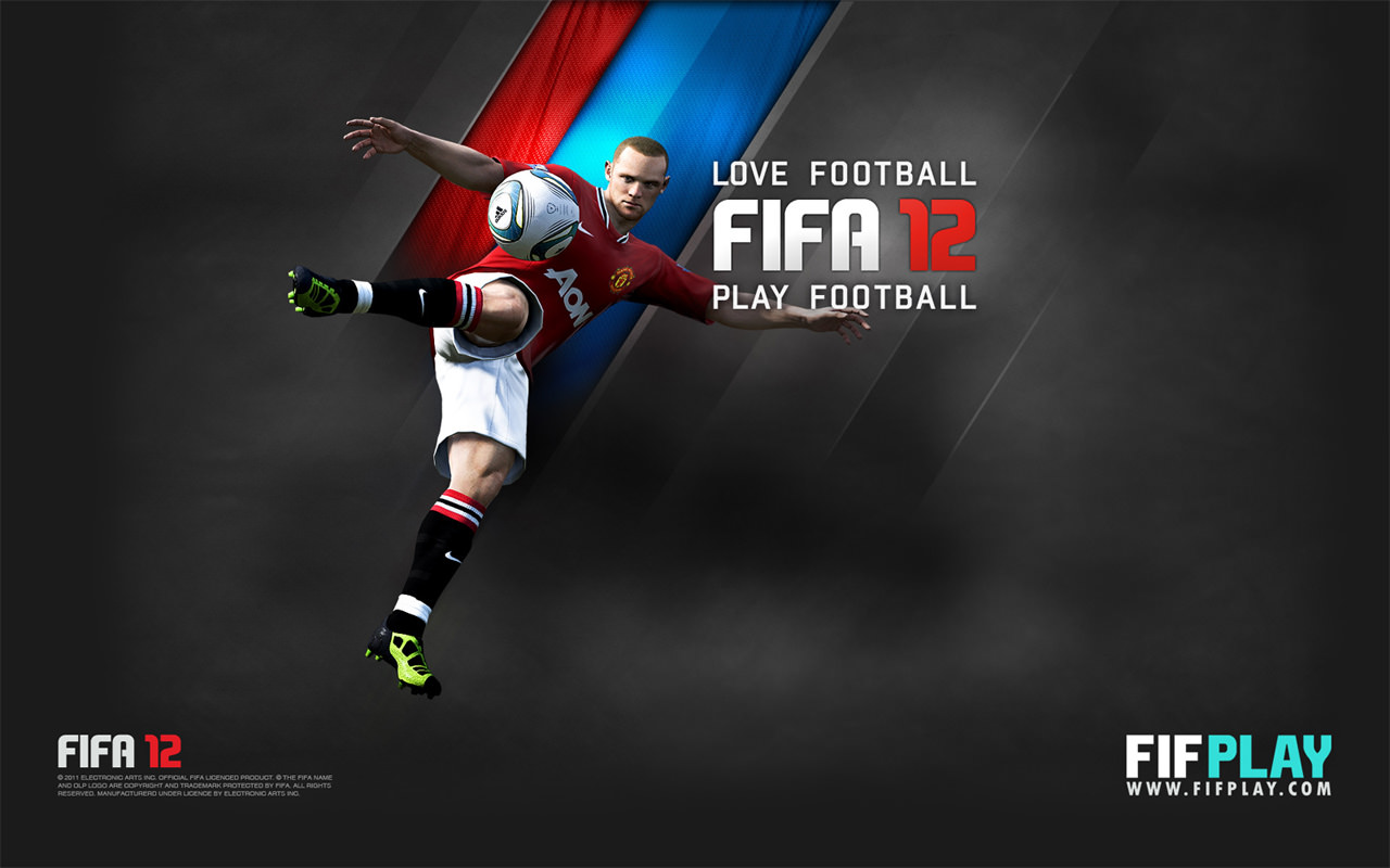 FIFA 12 Wallpaper (International)