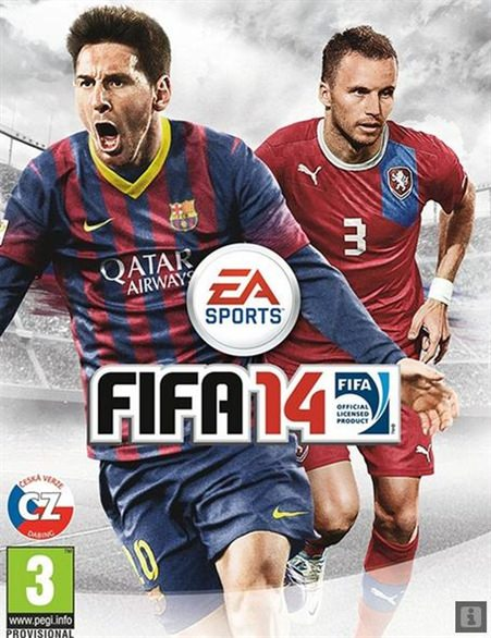 FIFA 14 Czech Republic