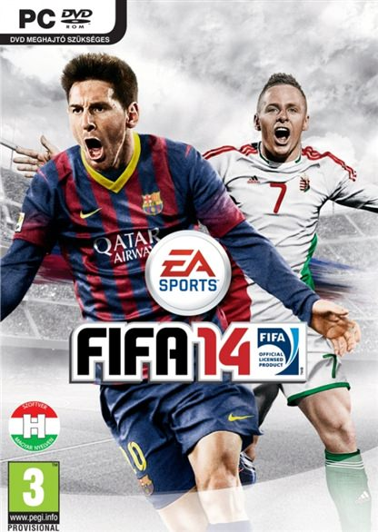 Fifa cover Dzsudzsák