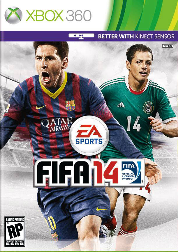 FIFA 14 Cover North America