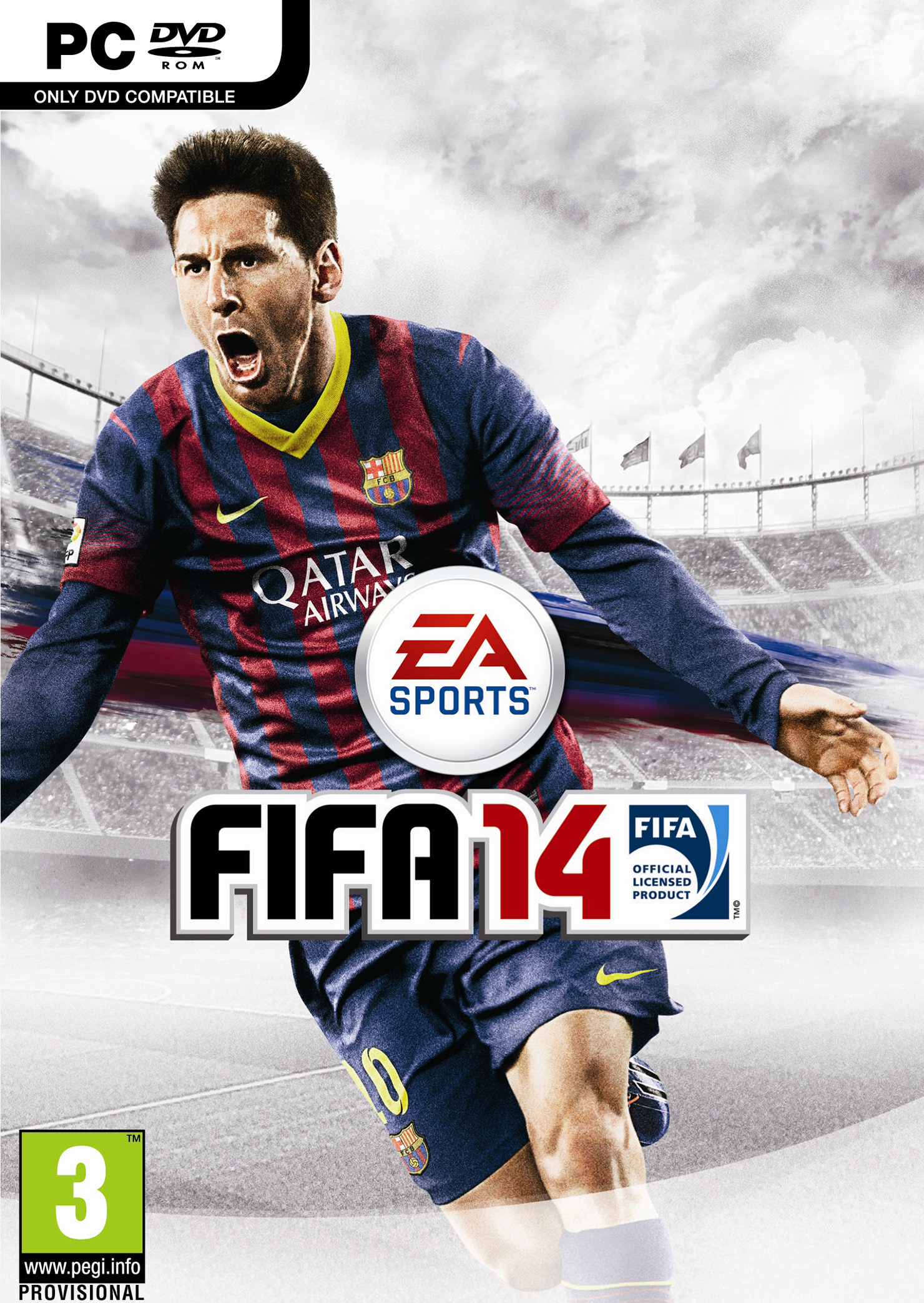FIFA 14 Cover Windows