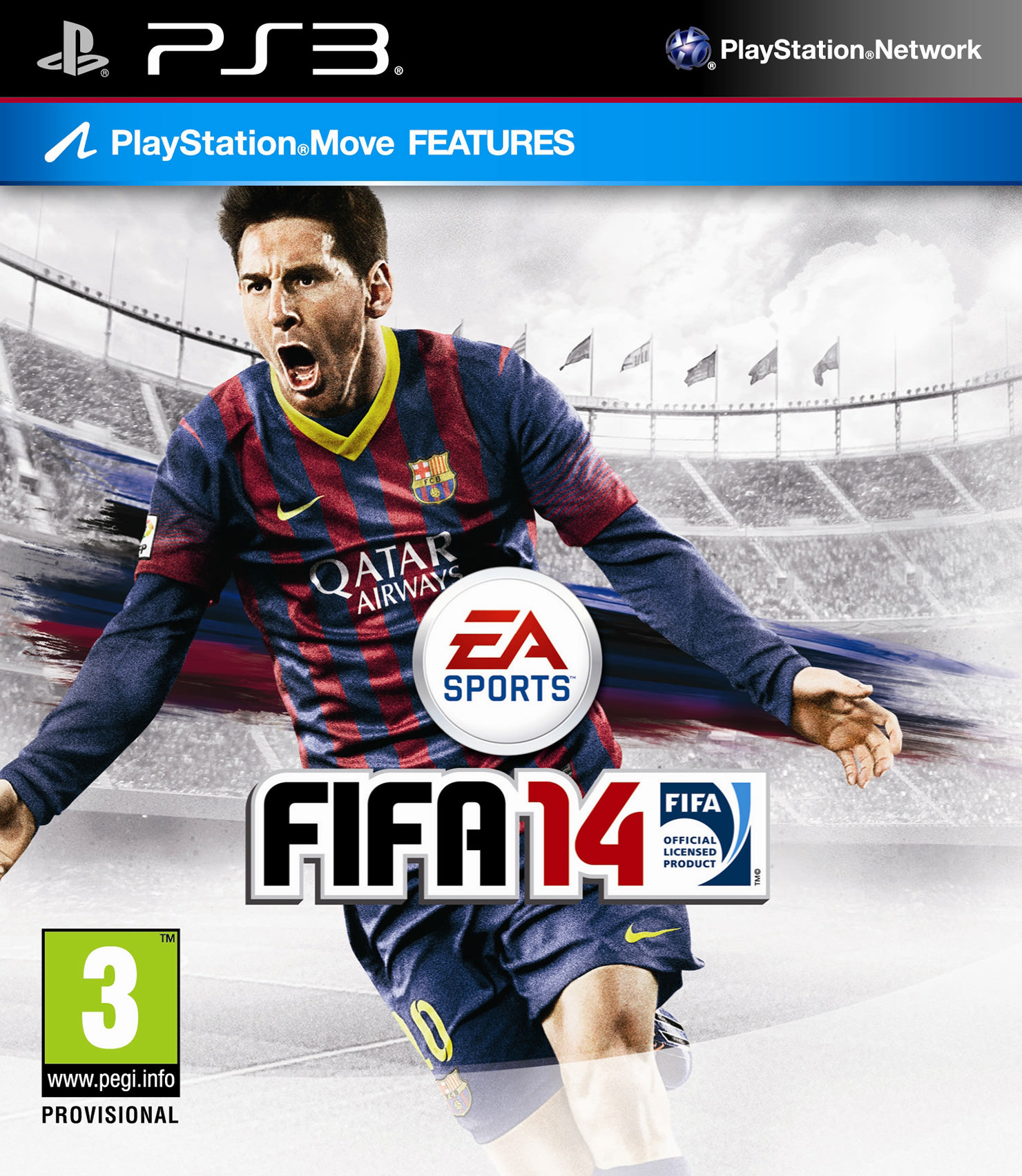 FIFA 14 Cover PS3