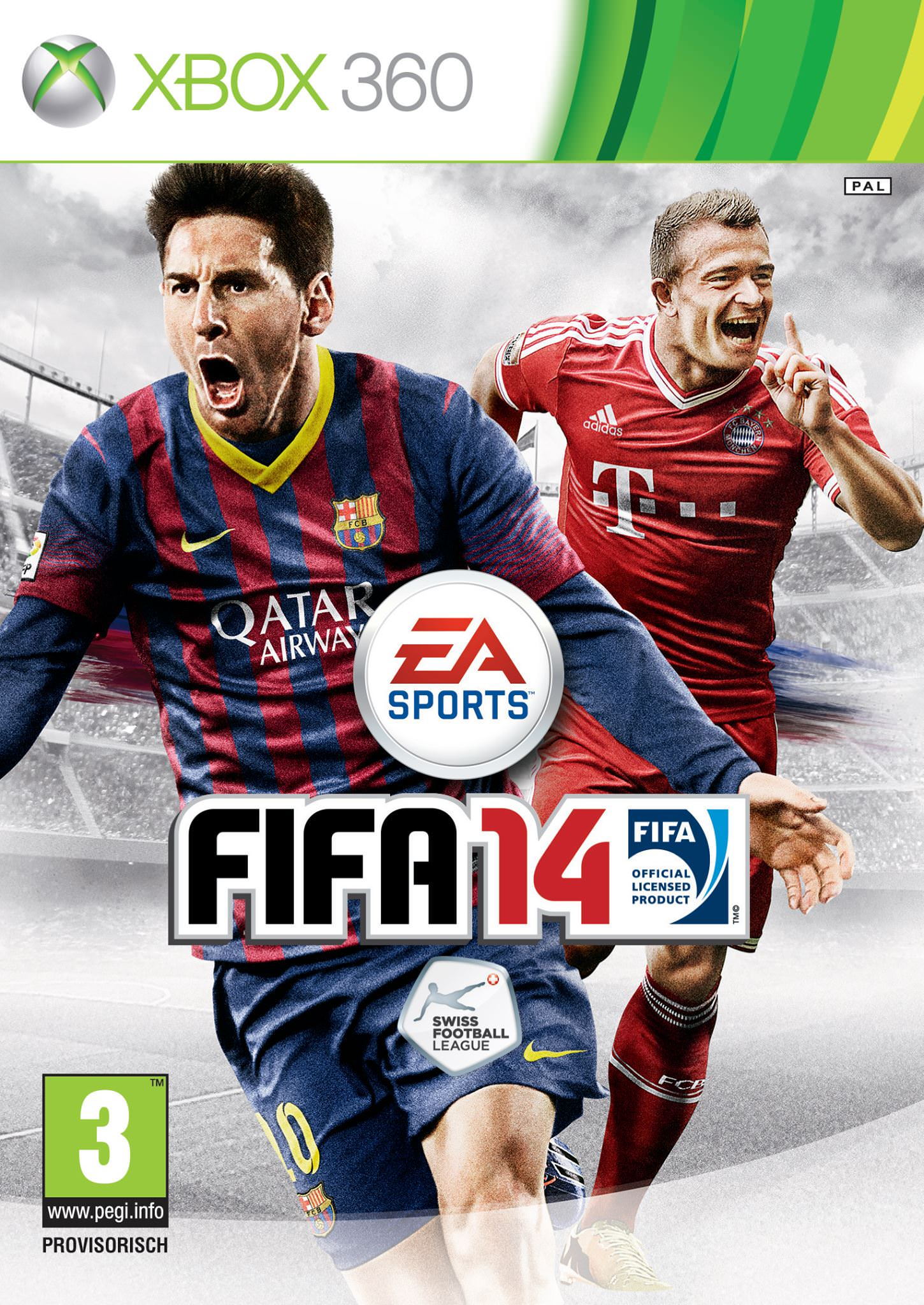 All The Fifa 14 Covers Thefifa14place