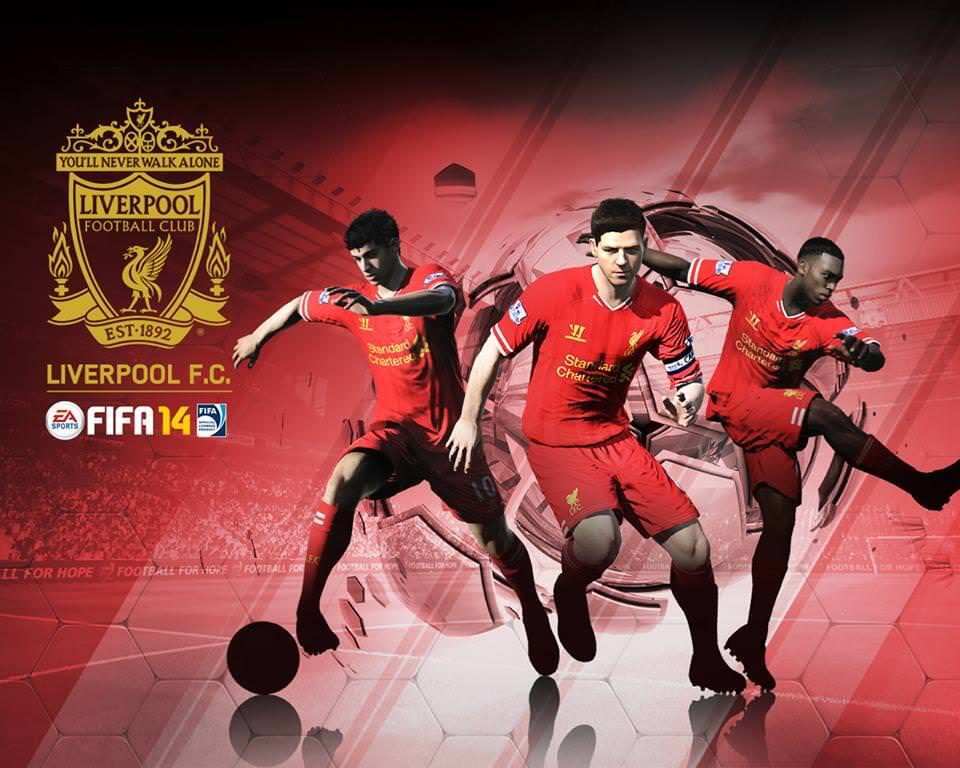Liverpool Partners with EA Sports for FIFA