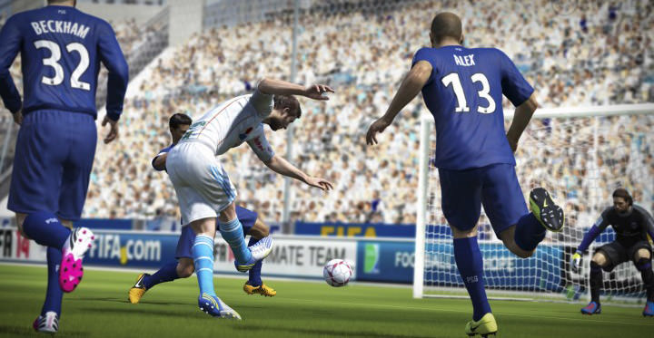 FIFA 14 Tips – Using A Lone Striker