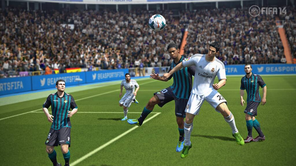 FIFA 14 Real Madrid Madrid