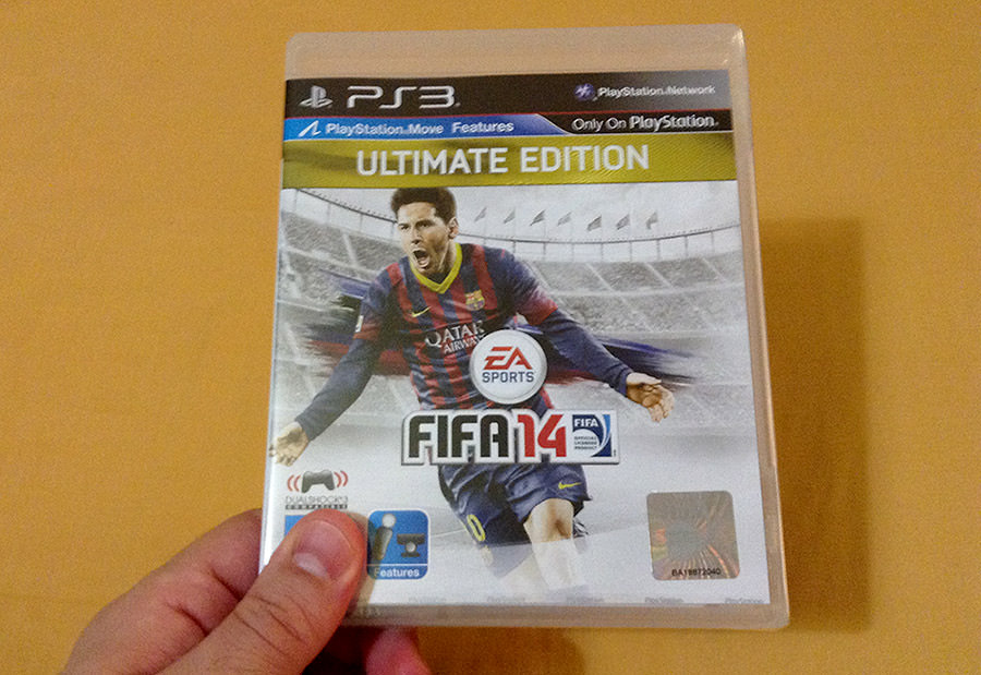 FIFA 14 is Out