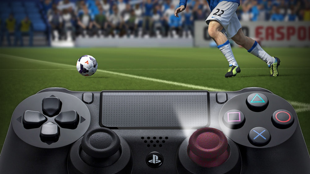 FIFA 14 Right Stick Moves