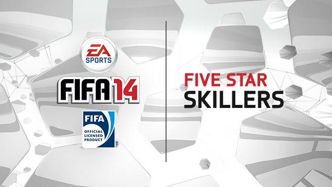 FIFA 14 Top Skill Players