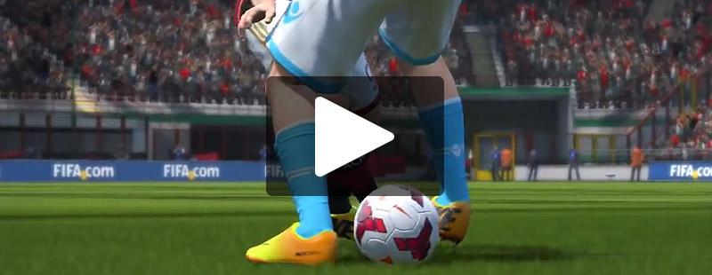 FIFA 14 Skill Tutorial