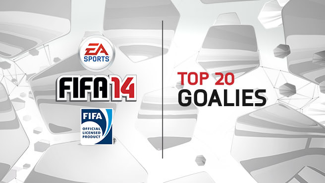 Top Goalkeepers in FIFA 14