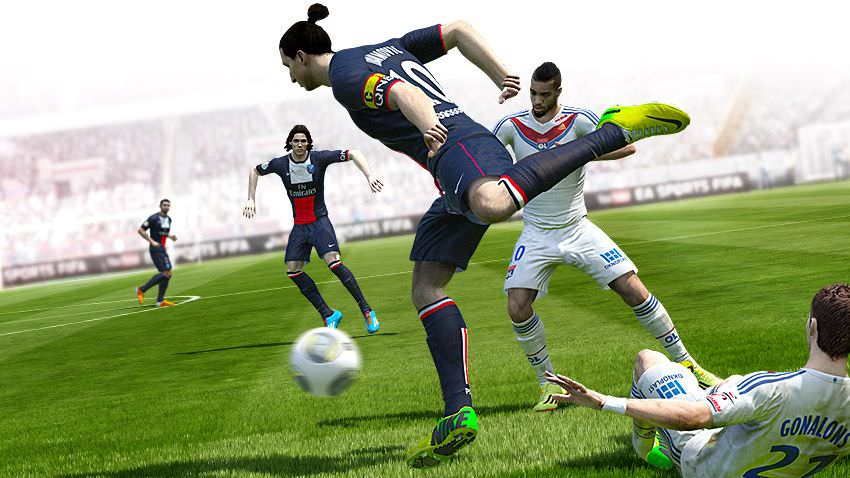 FIFA 15 New Features