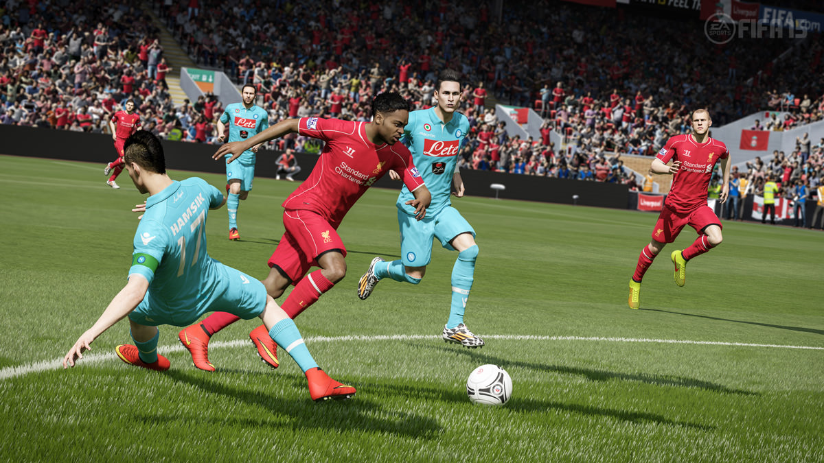 How to Defend in FIFA 15