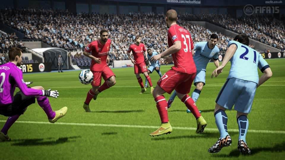 FIFA 15 Screenshots FIFPlay