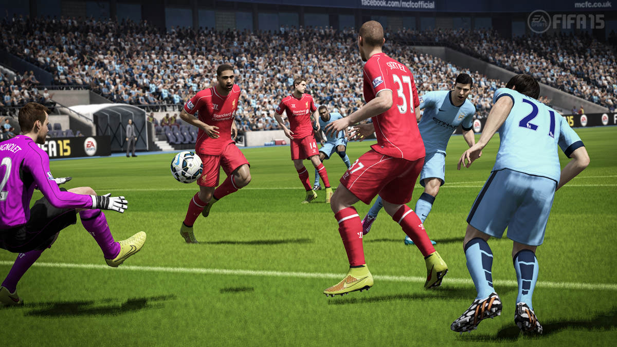 FIFA 15 Tips on Defending