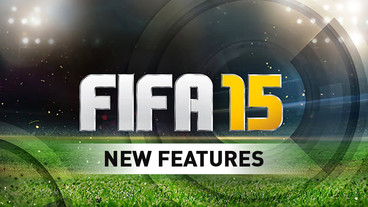 FIFA 15 Features