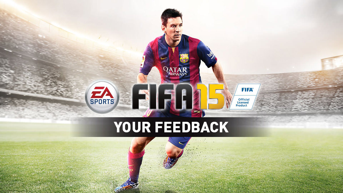 how to play fifa 15 controls