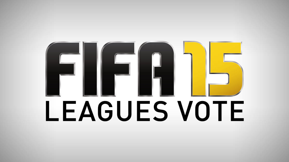 Vote for FIFA 15 Leagues