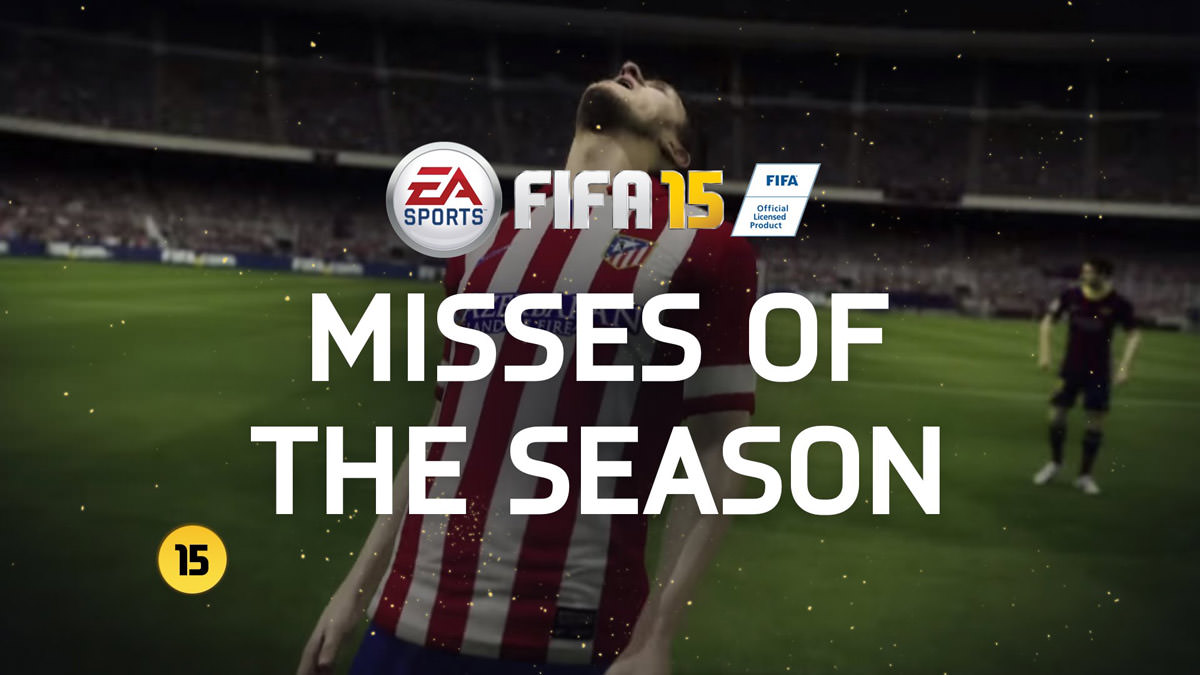 FIFA 15 Misses of the Season
