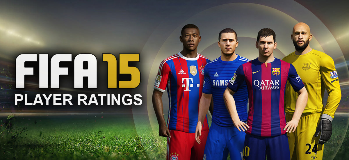 FIFA 15 Player Ratings