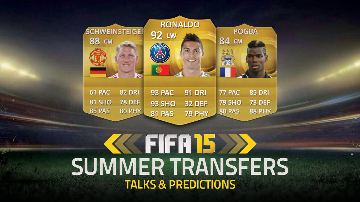 FUT 15 Summer Transfers