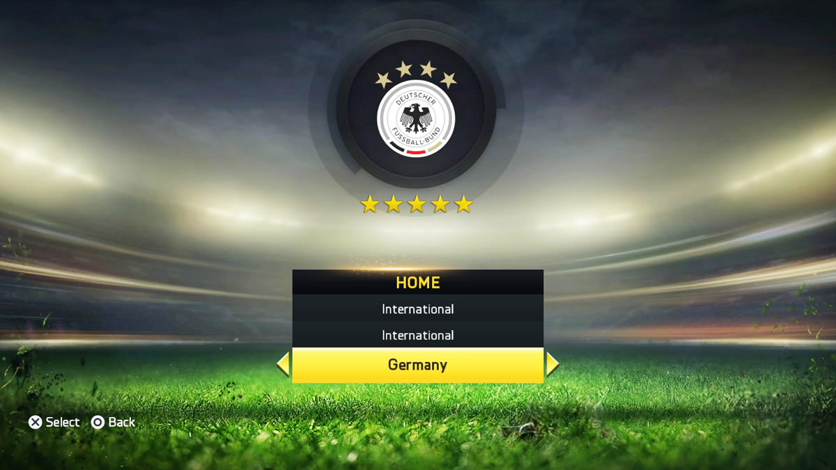 FIFA 15 Germany
