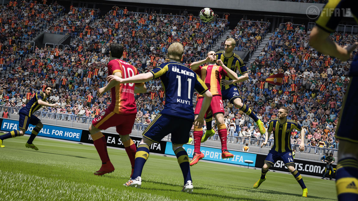 FIFA 15 Turkish Super Lig