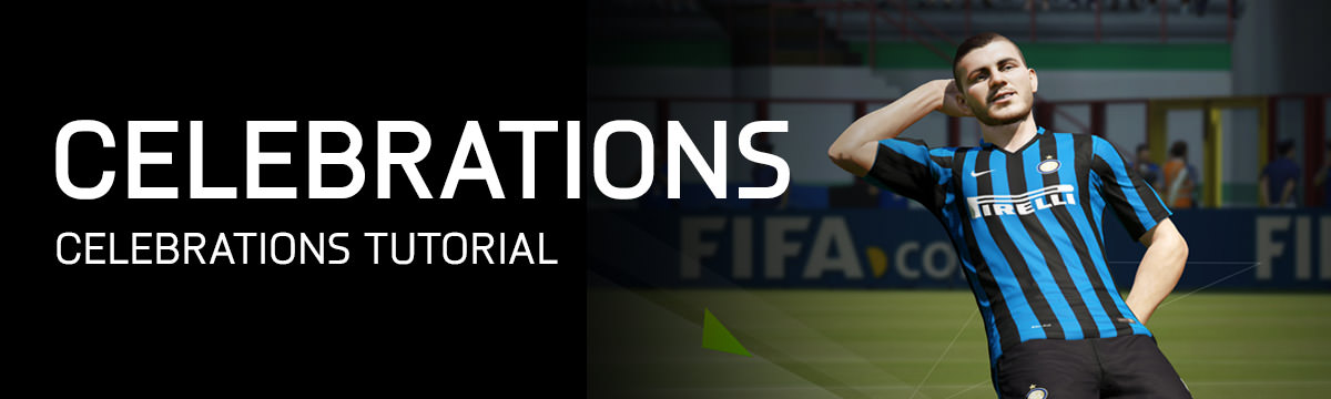 How to Celebrate in FIFA 16