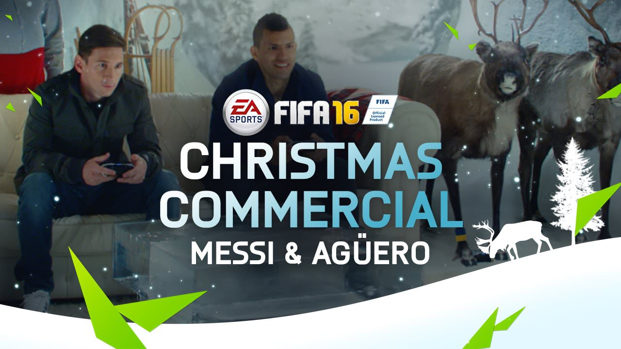 FIFA 16 – Christmas Commercial