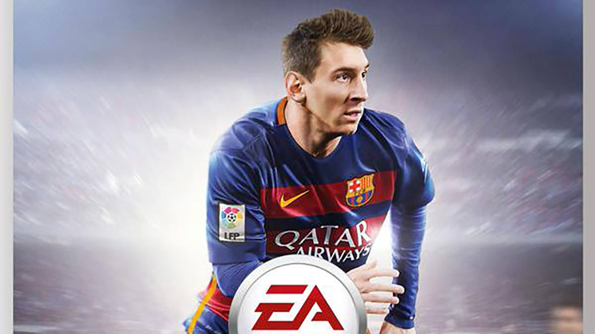 FIFA 16 Global Cover
