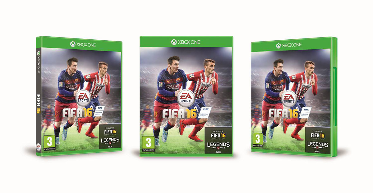 FIFA 16 Cover – France
